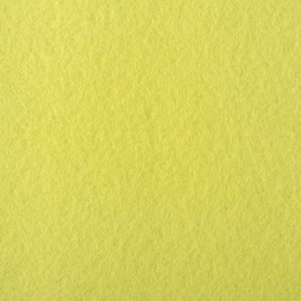 войлок (для рукоделия) ярко-желтый (2мм) ш.100 оптом