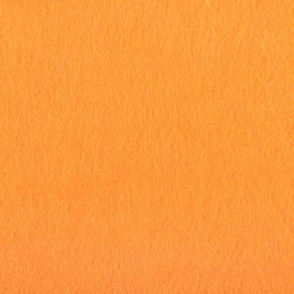 войлок (для рукоделия) оранжевый (3мм) ш.100 оптом