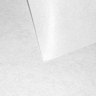 Войлок синтетический для рукоделия белый (0,95мм) ш.85 оптом