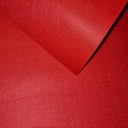 Войлок синтетический для рукоделия красный (0,95мм) ш.85
