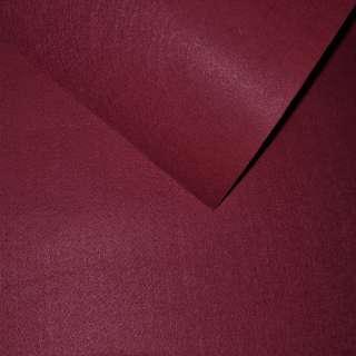 Войлок синтетический для рукоделия бордовый (0,95мм) ш.85 оптом