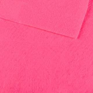 войлок (для рукоделия) розовый яркий (0,9мм) ш.85 оптом