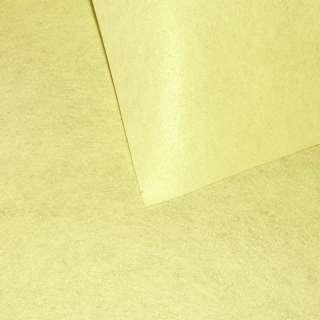 Повсть (для рукоділля) ванільна (0,9мм) ш.85 оптом