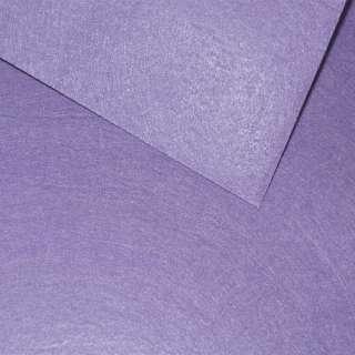 Войлок синтетический для рукоделия лавандовый (0,95мм) ш.85 оптом