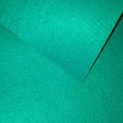 Войлок синтетический для рукоделия бирюзовый (0,95мм) ш.85