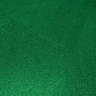 Войлок синтетический для рукоделия изумрудный (0,95мм) ш.85 оптом