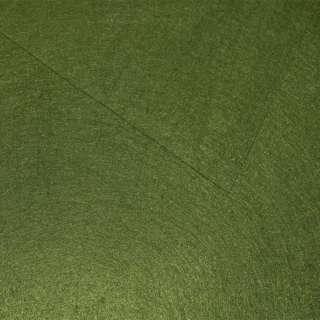 Войлок синтетический для рукоделия оливковый (0,95мм) ш.85 оптом