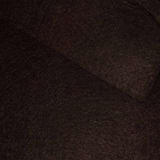 Фетр (для рукоділля) шоколадний (0,9мм) ш.85 оптом