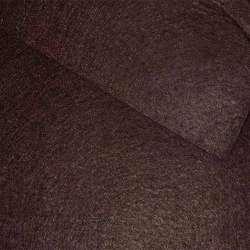 Войлок (для рукоделия) коричневый темный (0,9мм) ш.85