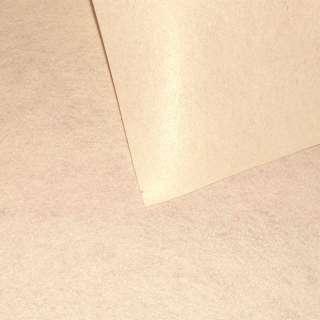 Войлок синтетический для рукоделия персиковый светлый (0,95мм) ш.85 оптом