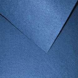 Войлок синтетический для рукоделия синий кобальтовый(0,95мм) ш.85