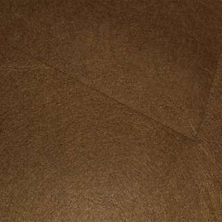 Фетр (для рукоділля) коричнева (0,9мм) ш.85 оптом
