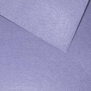 Войлок синтетический для рукоделия сиренево-голубой (0,95мм) ш.85 оптом