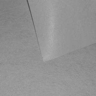 Войлок синтетический для рукоделия серебристо-серый (0,95мм) ш.85 оптом