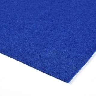 Войлок синтетический для рукоделия (0,9мм) ультрамарин ш.150 оптом