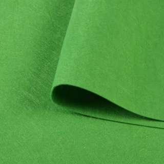 войлок (для рукоделия) зеленый лесной (1,2мм) ш.150 оптом