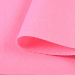 войлок (для рукоделия) розовый (1,5мм) ш.150 оптом
