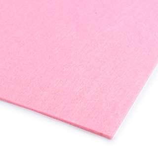 Войлок (для рукоделия) розовый (2мм) ш.100 оптом