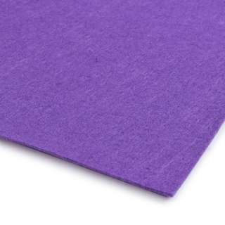 Повсть (для рукоділля) фіолетова (2 мм) ш.100 оптом