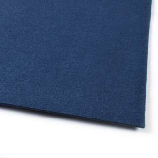 войлок (для рукоделия) синий темный (2мм) ш.100 оптом
