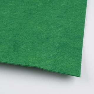 Фетр (для рукоділля) смарагдовий (2 мм) ш.100 оптом