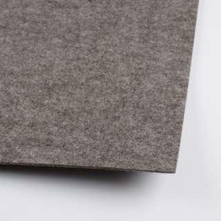 Фетр (для рукоділля) сірий темний (2 мм) ш.100 оптом