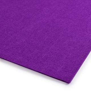 Войлок (для рукоделия) фиолетовый темный (2мм) ш.100 оптом