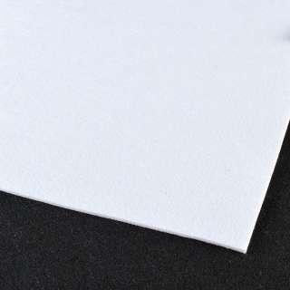 войлок (для рукоделия) белый (3мм) ш.100 оптом