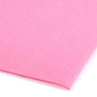 Войлок (для рукоделия) розовый (3мм) ш.100 оптом