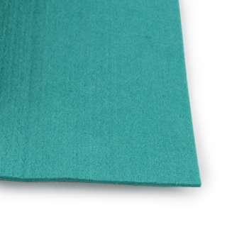 Фетр (для рукоделия) бирюзовый (3 мм) ш.100 оптом