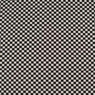 Деко-коттон черно-белая шахматка 6мм, ш.150 оптом