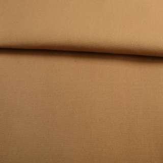 Деко-коттон коричневый светлый, ш.150 оптом