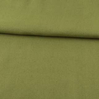 Деко-коттон оливково-зеленый ш.150 оптом
