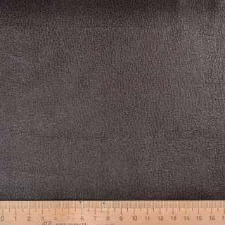 Замша искусственная коричневая ш.150 оптом