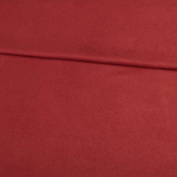 Замша стрейч бордовая, ш.150 оптом