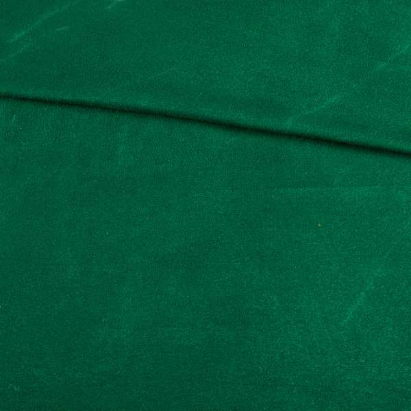 Замша стрейч зеленая темная, ш.155 оптом