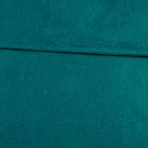 Замша стрейч морская волна, ш.152 оптом