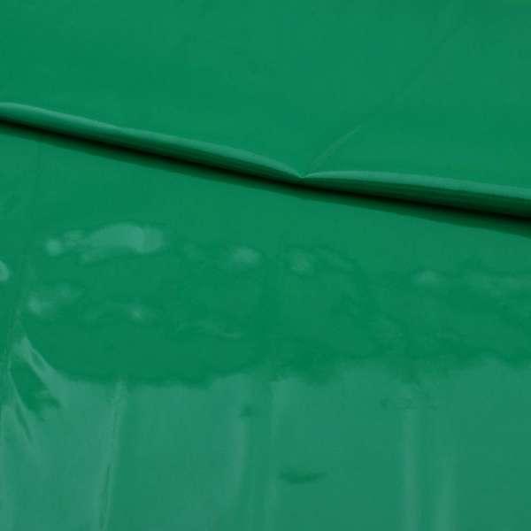 кожа лаке мягкая тонкая зеленая, ш.140 оптом