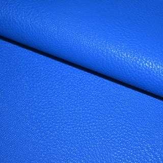 Шкіра штучна універсальна на флісі морської хвилі ш.140 оптом