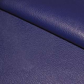 Шкіра штучна універсальна на флісі синя ш.140 оптом