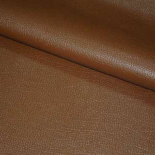 """Кожа искусственная коричневая на флисе """"пузырьки"""" ш.145 оптом"""