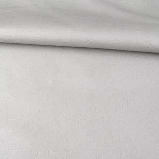 Шкіра штучна срібляста ш.140 оптом