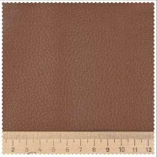 Кожа искусственная мебельная обивочная коричневая 73-0000 ш.145 оптом