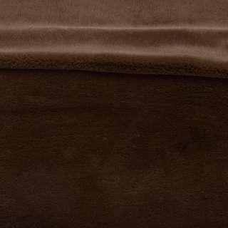 Мех кролик коричневый золотистый ш.160 оптом