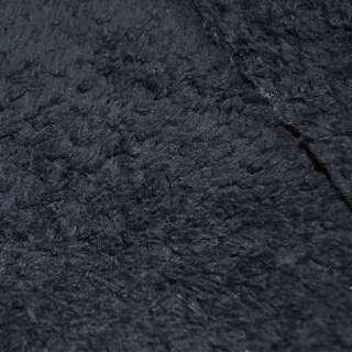 мех 2-х сторон. темно-серый ш.168 оптом