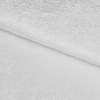 мех искуст. коротко-ворсный белый ш.165 оптом