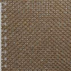 Рогожка из целлюлозы на флизелине коричневая, ш.150 оптом