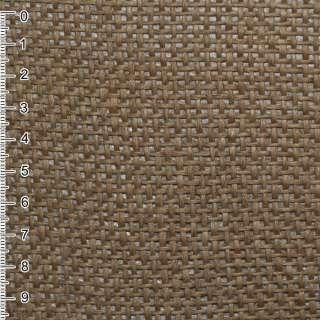 Рогожка из целюлозы на флизелине коричневая, ш.150 оптом