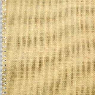 Рогожка из целюлозы на флизелине светло-желтая, ш.150 оптом