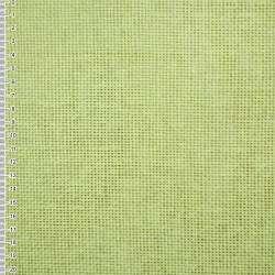 Рогожка из целлюлозы на флизелине салатовая бледная, ш.150